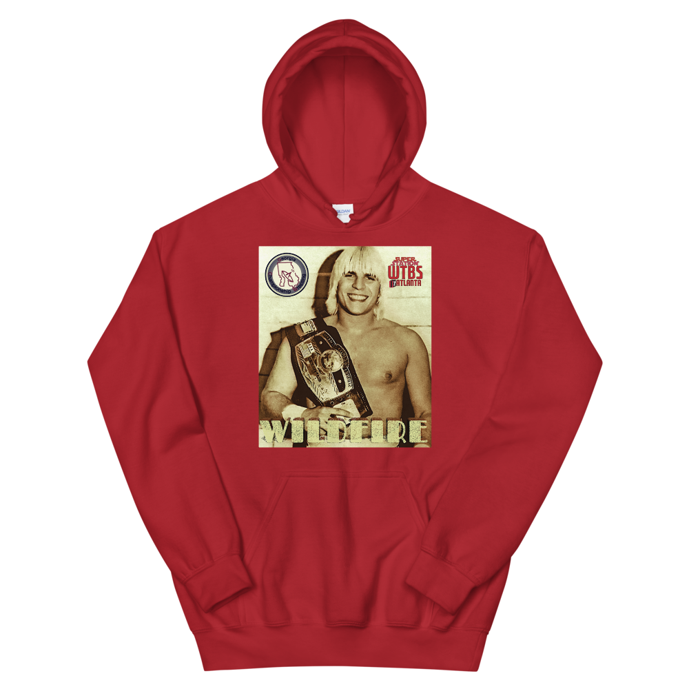 Image of GCW's SuperStation Superstar Wins NWA World Title Hoodie