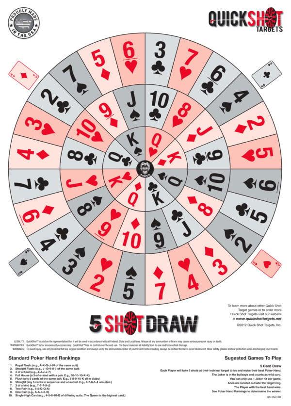 Image of 5Shot Draw
