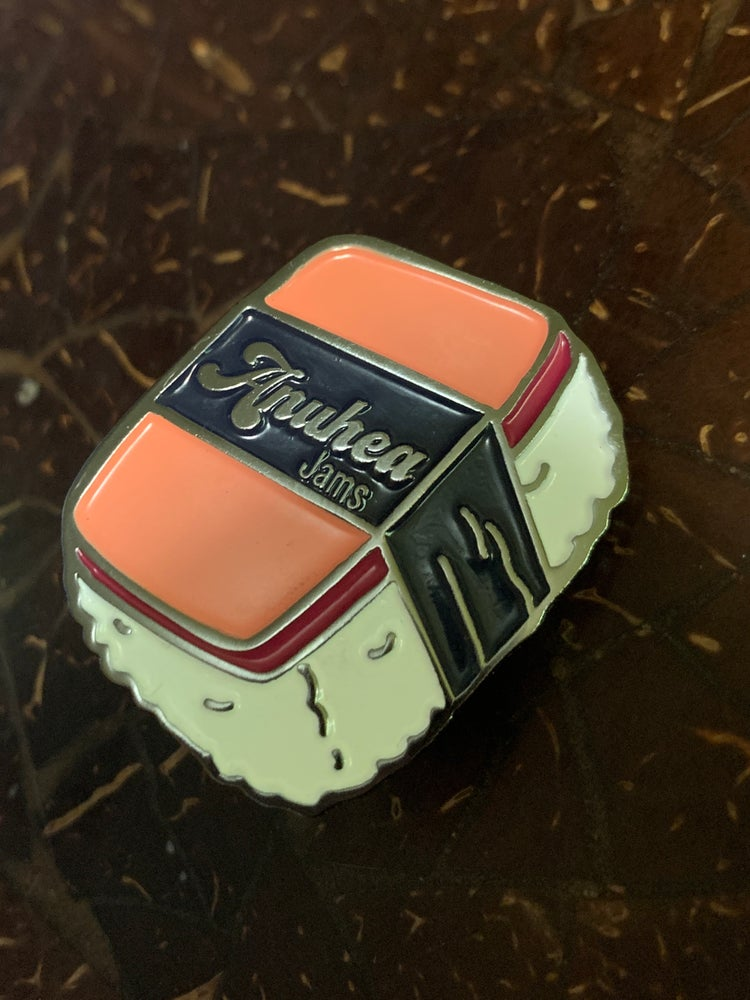 Image of Anuhea Jams MUSUBI Collector's Pin