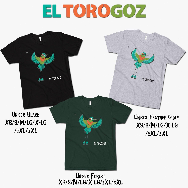 Image of El Torogoz T-Shirt
