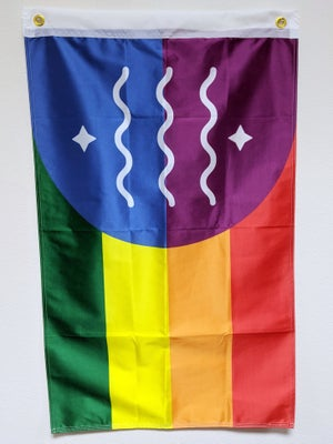Image of Bellingham Pride Flag