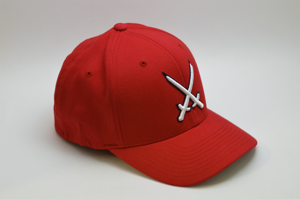 "Image of "" DOUGOUT "" Flexfit Hat"