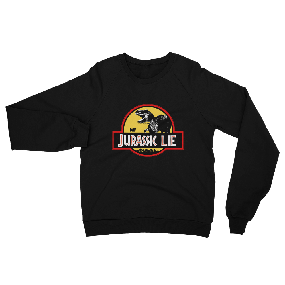 Image of Jurassic Lie DAF American Apparel Sweatshirt