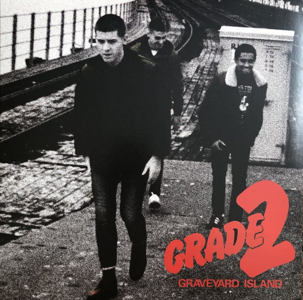 Image of *NEW* Grade 2 - Graveyard Island LP
