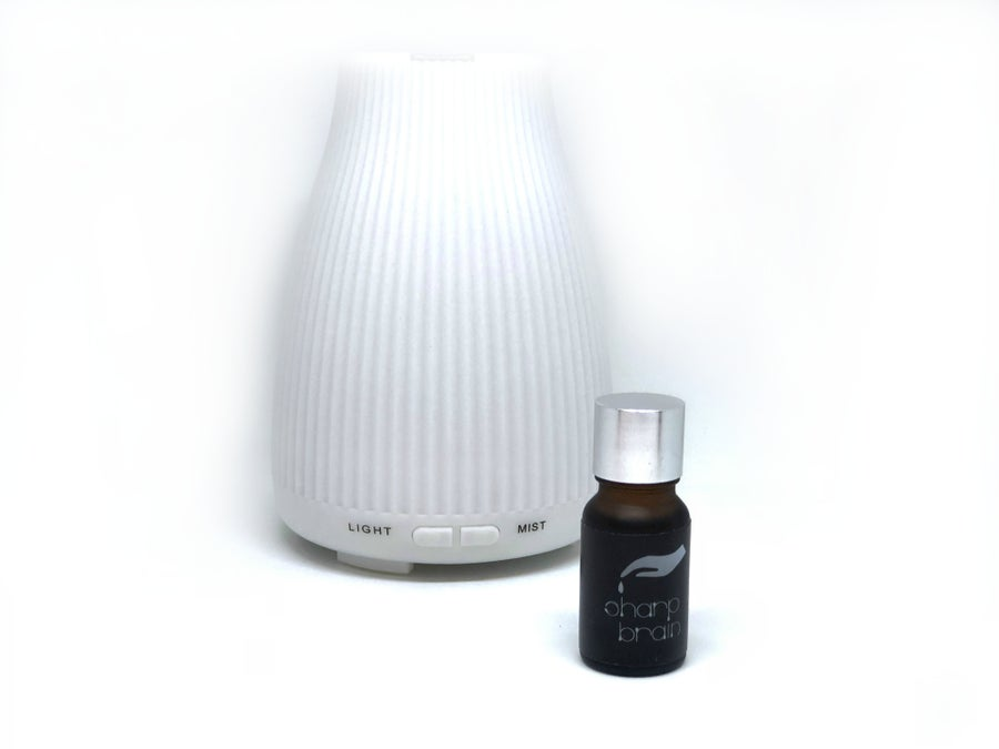 Image of Sharp Brain® Diffuser Package