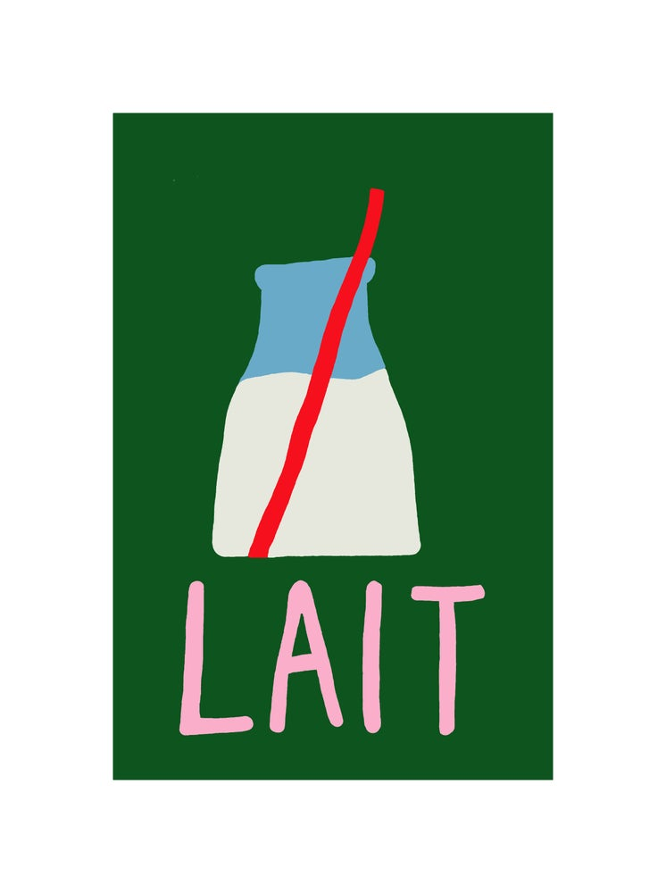 Image of Lait