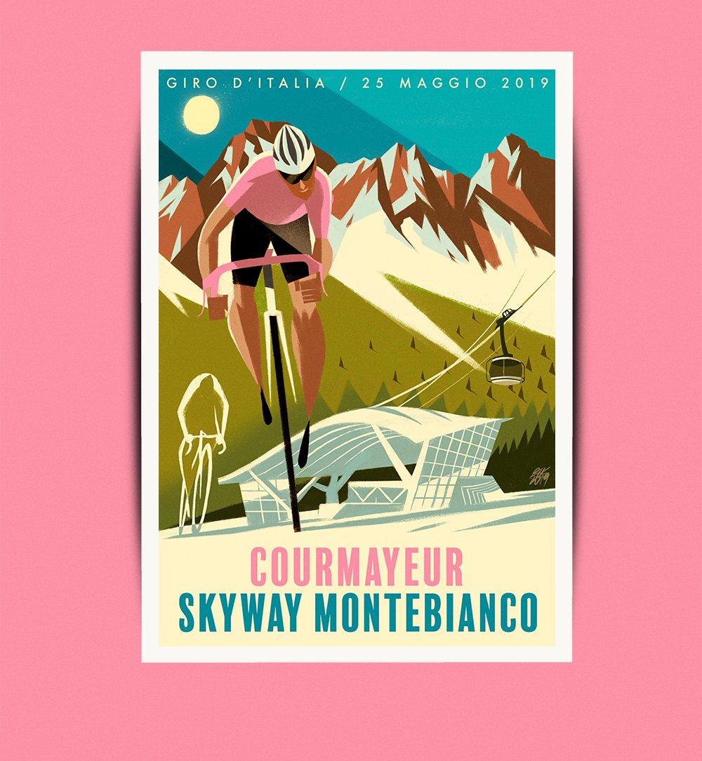 Courmayeur / Skyway Montebianco
