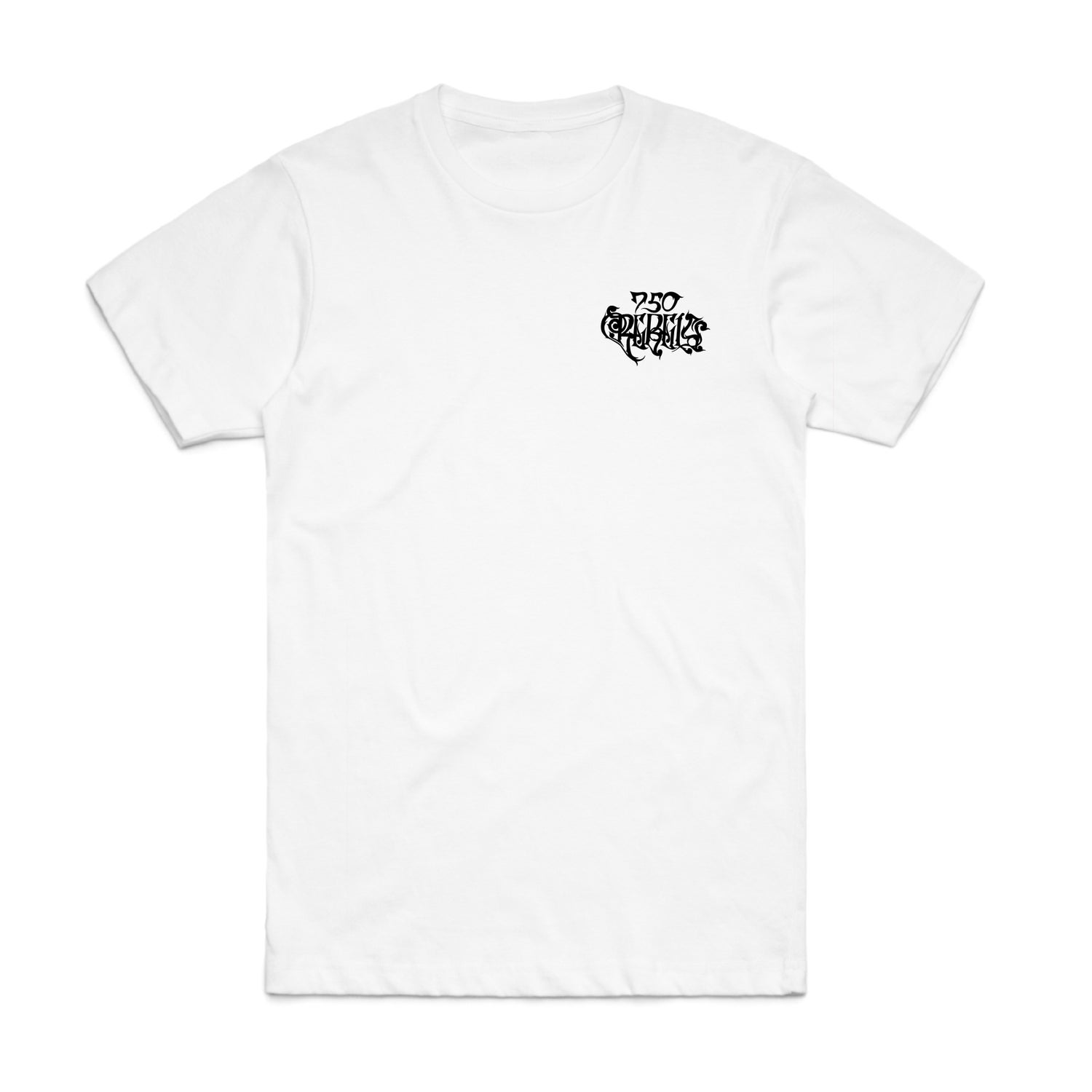 Image of 750 Rebels x Porns THC -  Freedom Fighters T Shirt