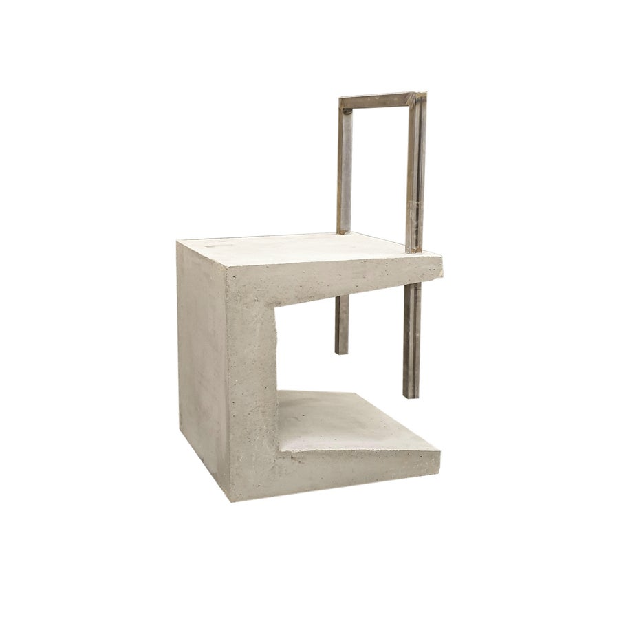 Image of CONCRETE CHAIR