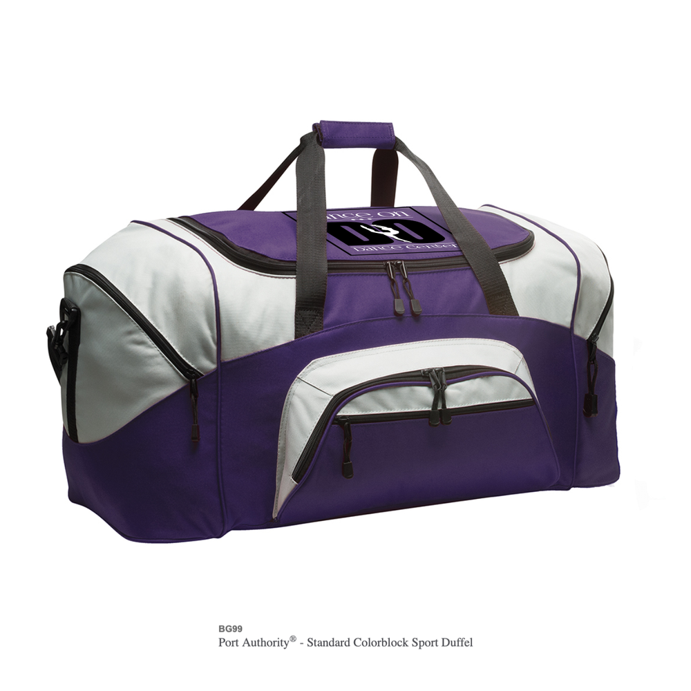 Image of DODC Duffel Bag