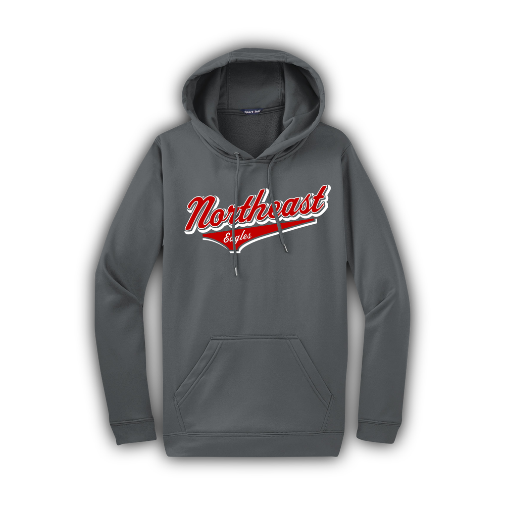 Image of Youth Classic Eagles Hoodie