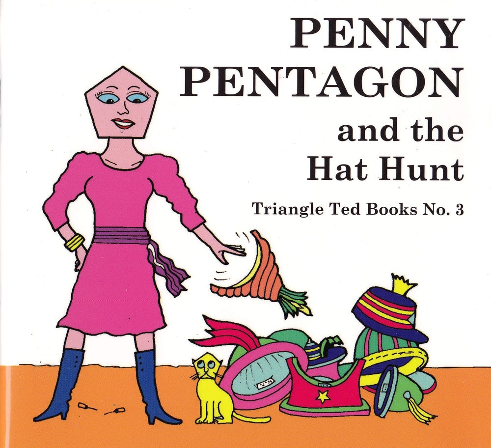 Image of PENNY PENTAGON and the Hat Hunt