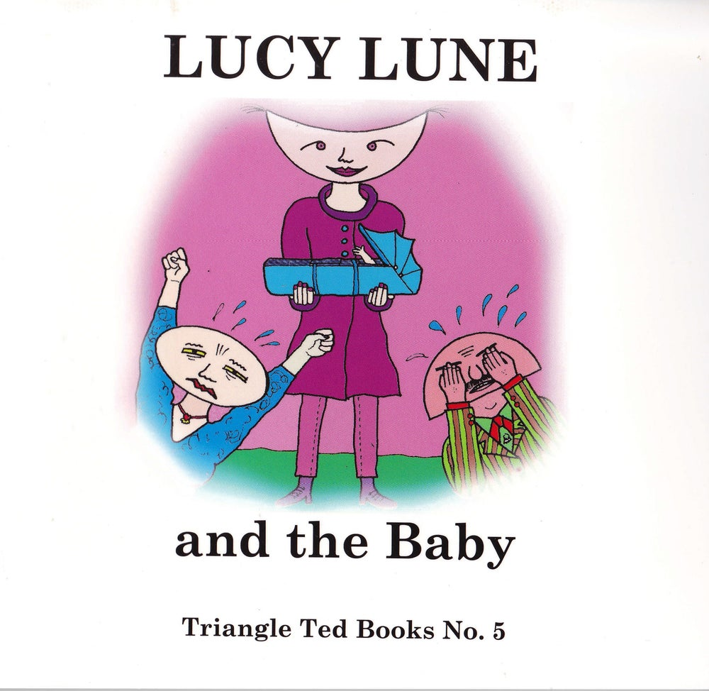 Image of LUCY LUNE and the Baby
