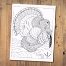 Image 2 of Piedmont Farm Animal Refuge Coloring Book