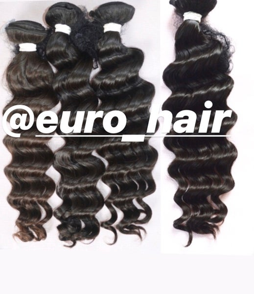 Image of BEACH WAVE INDIAN HAIR EXTENSIONS