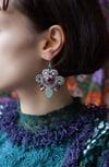Mini Earrings - Edition Pearl - Ragged Wood