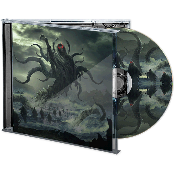 "Image of ""The Blood of Izu"" CD - (Rise Edition)"