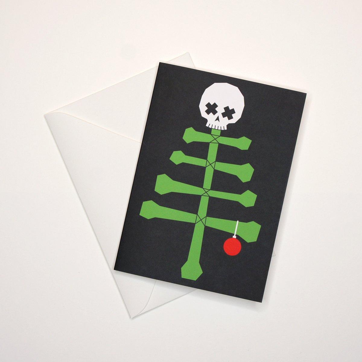 Bone Tree Card