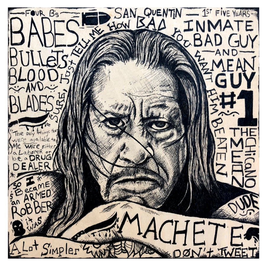 Image of Danny Trejo - Machete