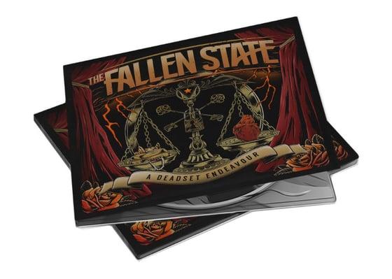 Image of A Deadset Endeavour CD Album