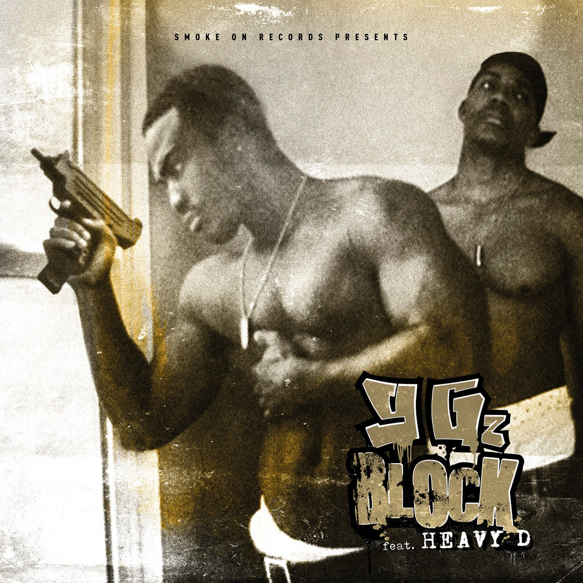 Image of YG'z - Block CD