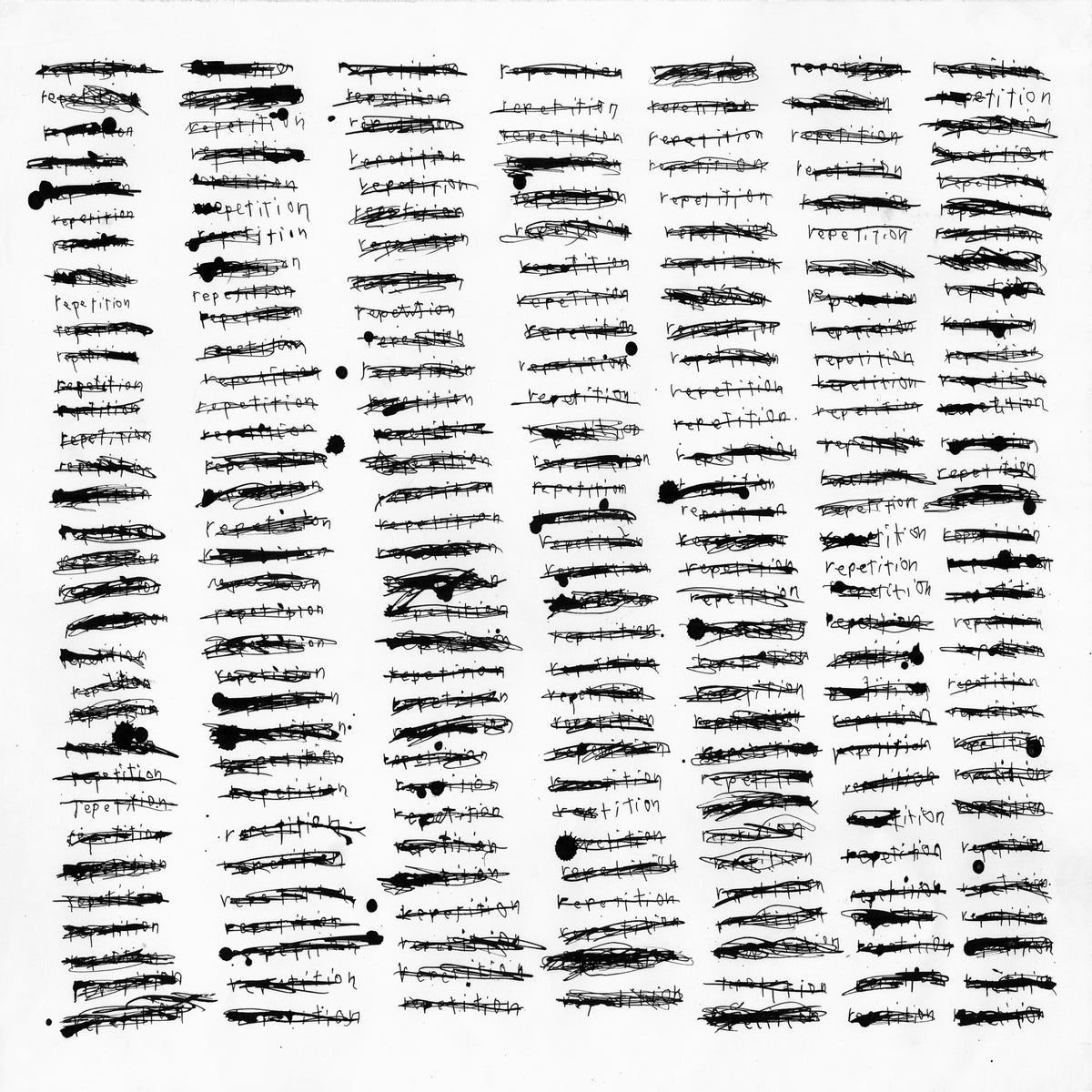 Image of Repetition