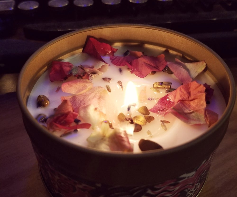 Image of Custom Votive Candle Spell