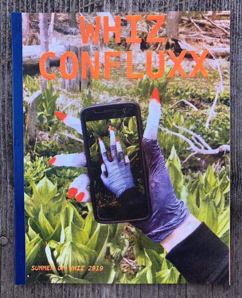 Image of WHIZ WORLD ISSUE 5: WHIZ CONFLUXX