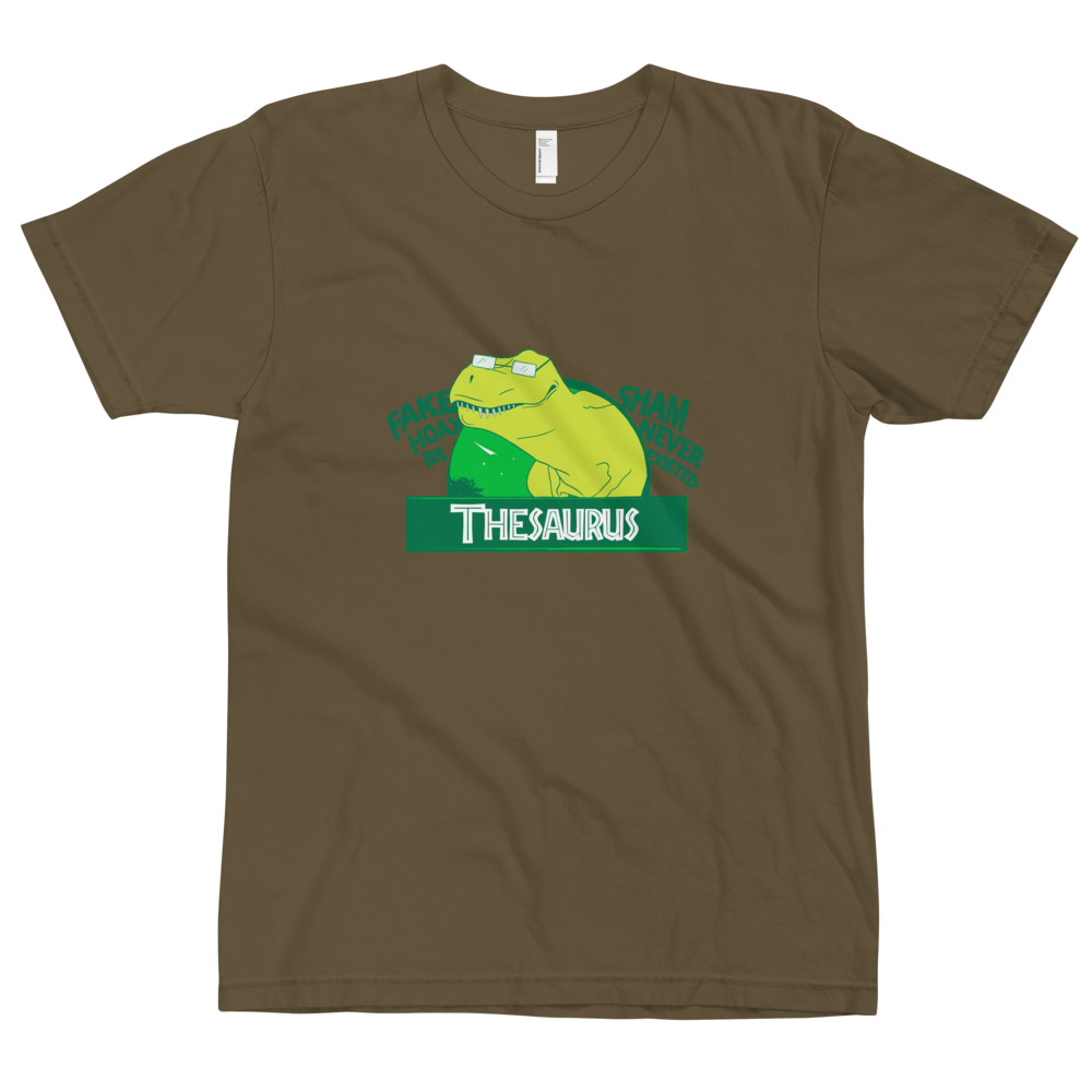 Image of Thesaurus T-Shirt