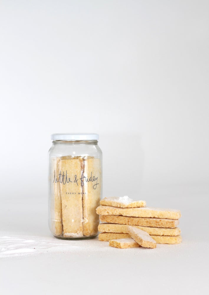 Image of Shortbread Jars