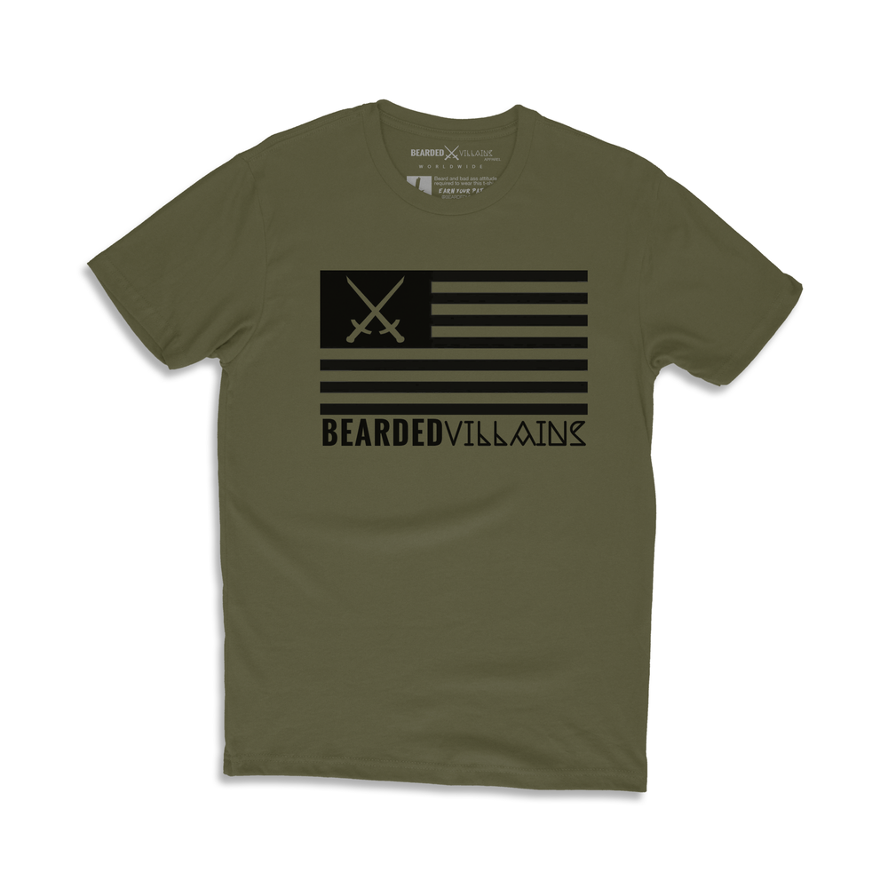 "Image of "" FLAG TEE """