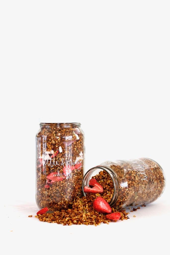 Image of Muesli Jars