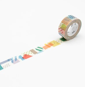 Image of MT Washi Tape - Kids Stick