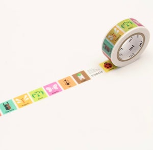 Image of MT Washi Tape - Kids Insect