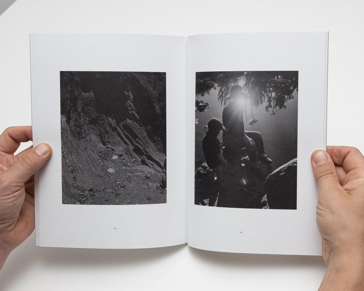Image of Safe Book + Darkroom Print Rock