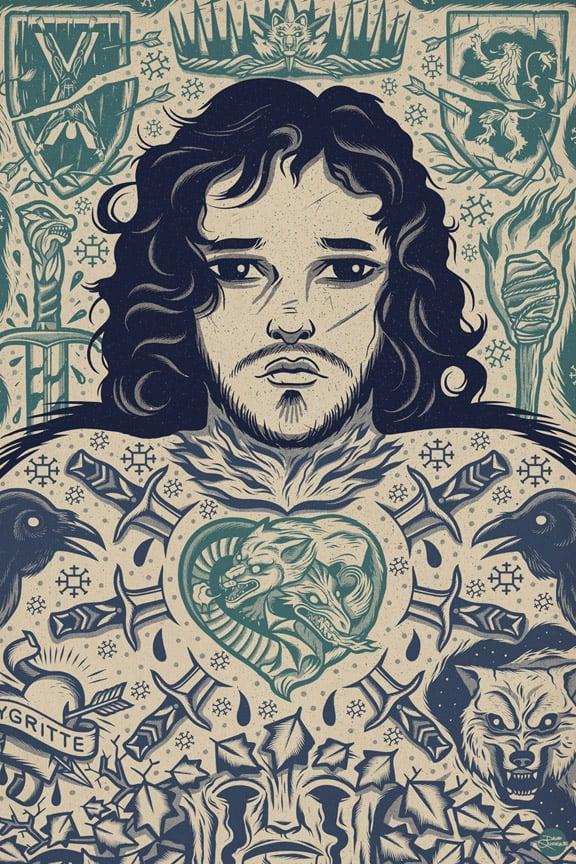 Image of Jon - Print
