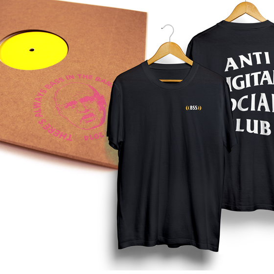 Image of BS008 Tee Shirt Package Preorder