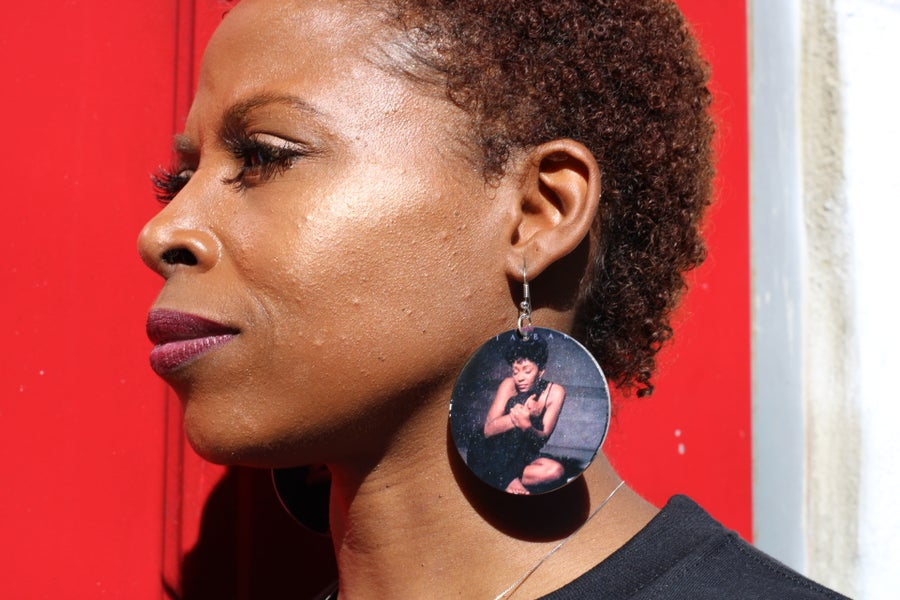 Image of ANITA BAKER earrings