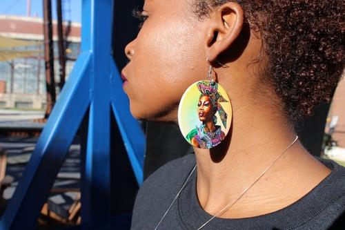 """Image of """"Dream Girl"""" earrings"""