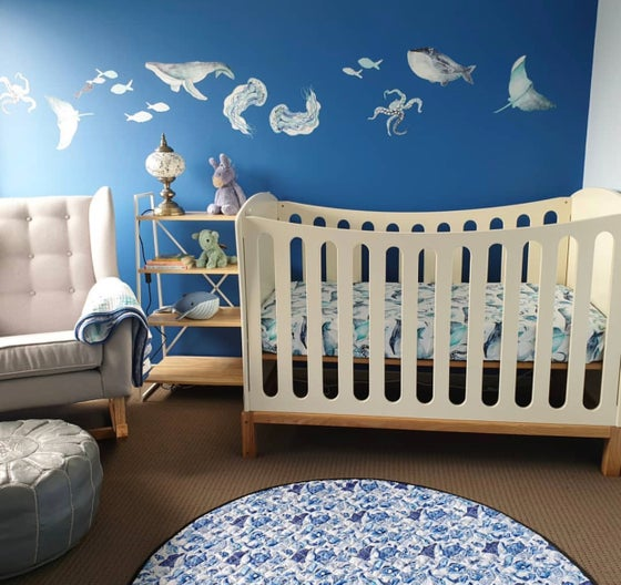 Image of Exclusive Sea Life Wall Decals