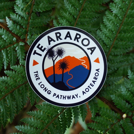 Image of Te Araroa Sticker