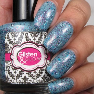 Image of Glisten & Glow Mystery Polish December 2019