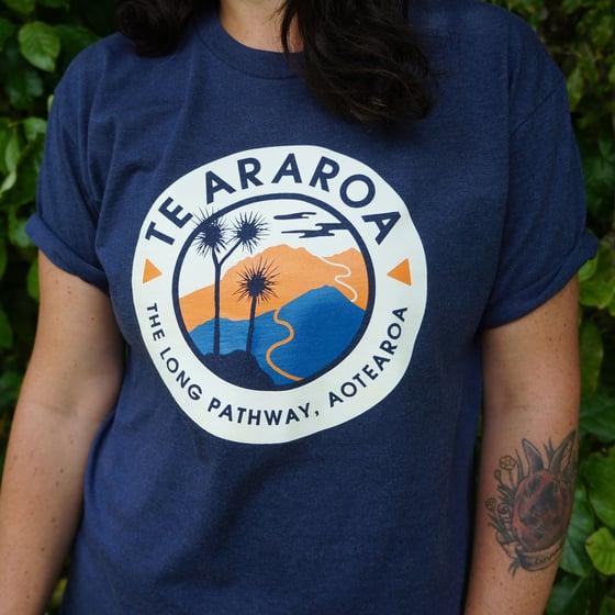 Image of Te Araroa T-shirt