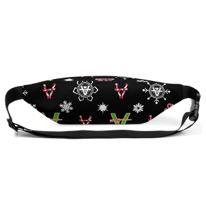 Image of Vandals Christmas Fanny Pack from Famous DesignerV
