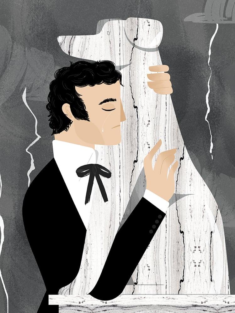 Image of Lord Byron & Boatswain