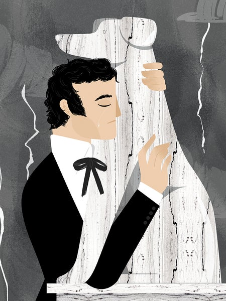 Image of Lord Byron & Boatswain