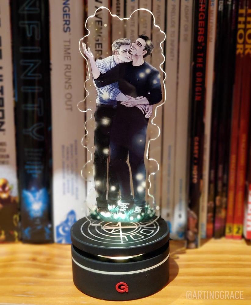 Image of [LED Acrylic Stand] Stevetony