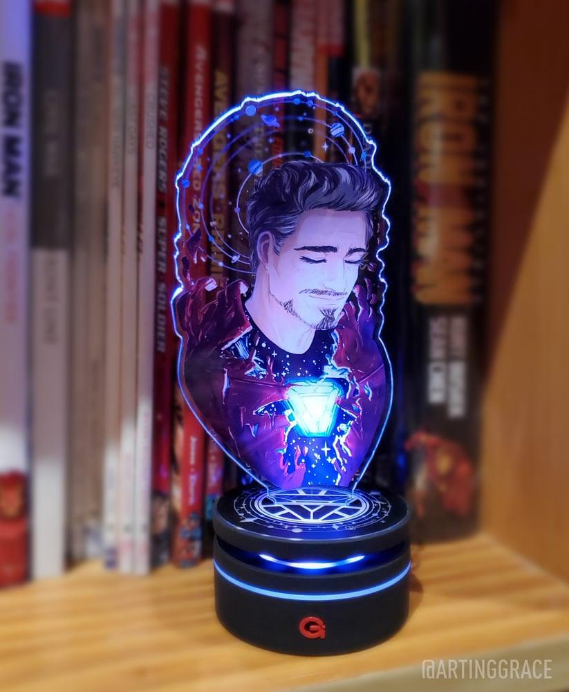 Image of [LED Acrylic Stand] Space Tony