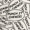 Punch It Chewie! Sticker