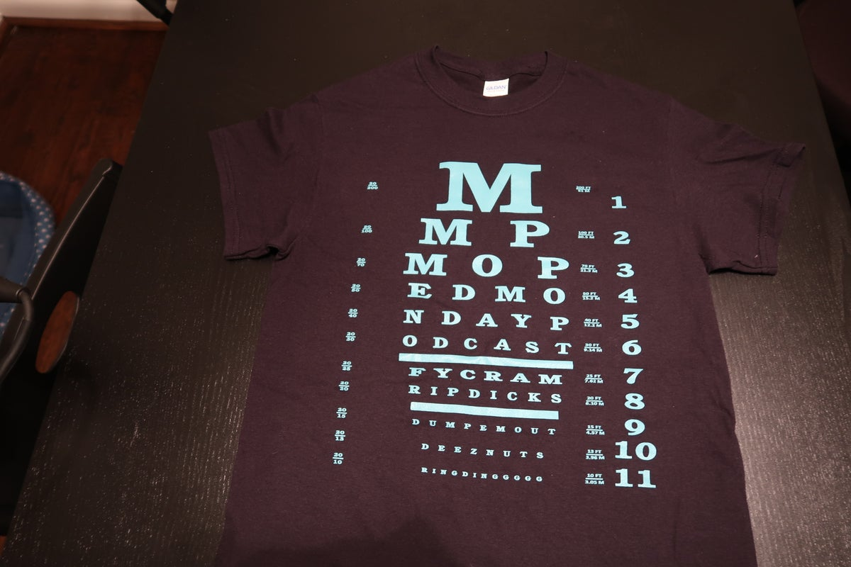 Image of MMP Eye Exam